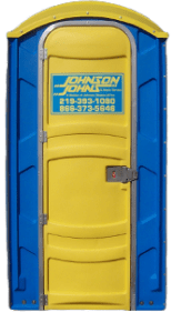 Standard porta potty